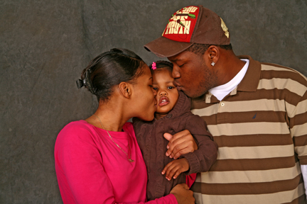 Our programs give young parents the knowledge and the confidence to move forward together